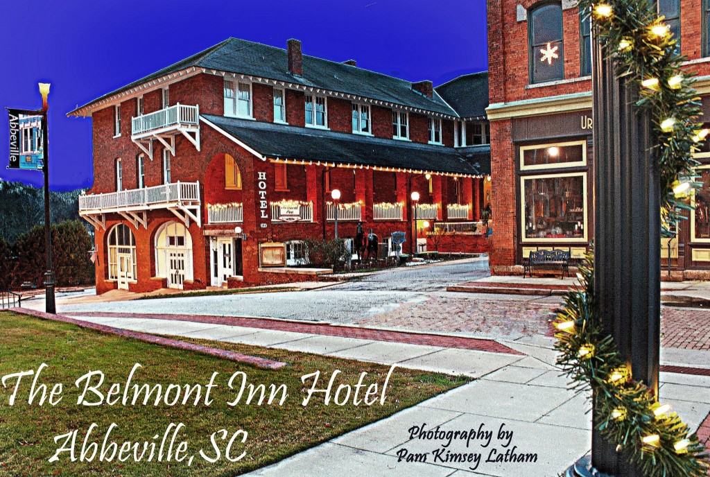 Belmont Inn in Abbeville, South Carolina - About Us